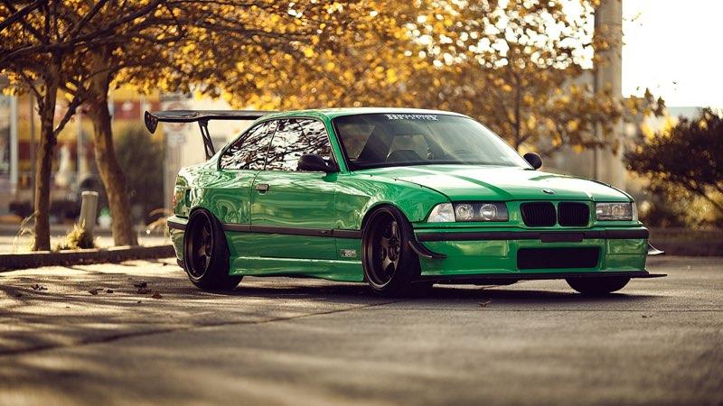 BMW E36 改装