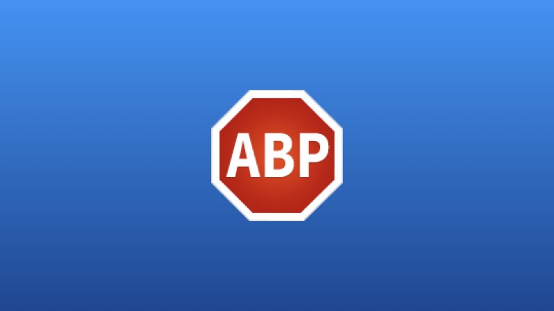 ABP解除网站广告弹窗的烦恼